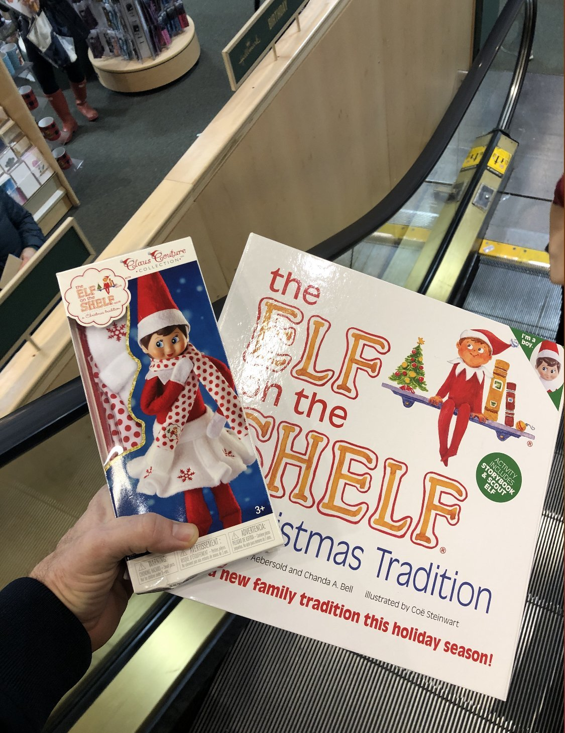 that damn elf on the shelf